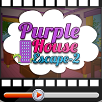 Purple House Escape 2 Wal…